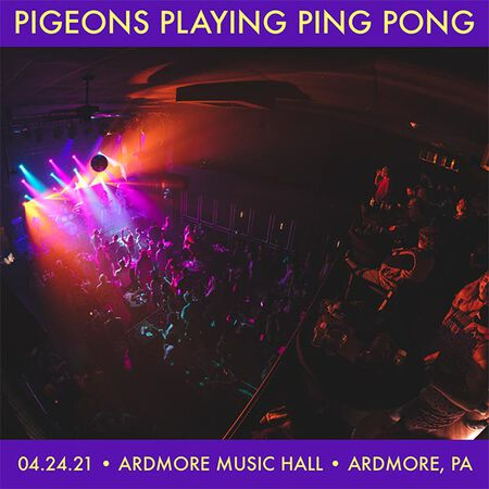 04/24/21 Ardmore Music Hall, Ardmore, PA