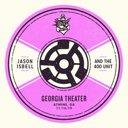11/16/19 Georgia Theatre, Athens, GA