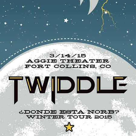 03/14/15 Aggie Theatre, Fort Collins, CO
