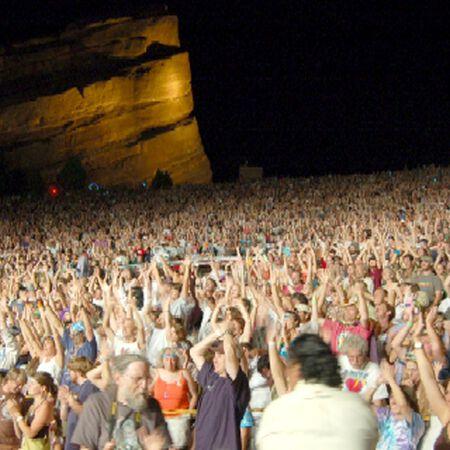 07/23/10 Red Rocks Amphitheatre, Morrison, CO