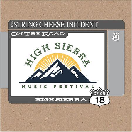 High Sierra 2018