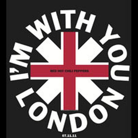 11/07/11 O2 Arena, London, UK