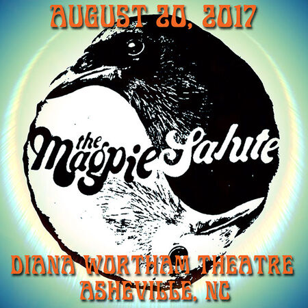08/20/17 Diana Wortham Theatre, Asheville, NC