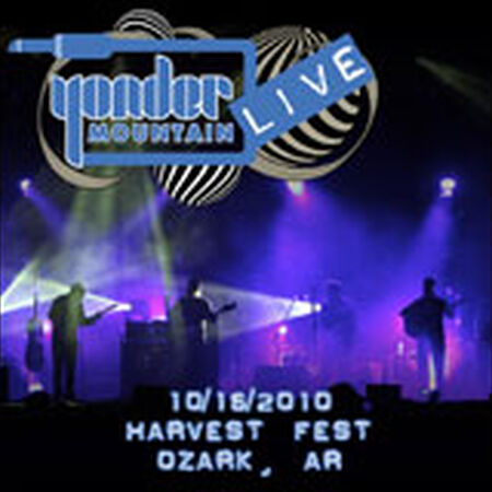 10/16/10 Mulberry Mountain Harvest Music Festival, Ozark, AR