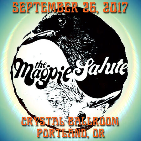09/26/17 Crystal Ballroom, Portland, OR