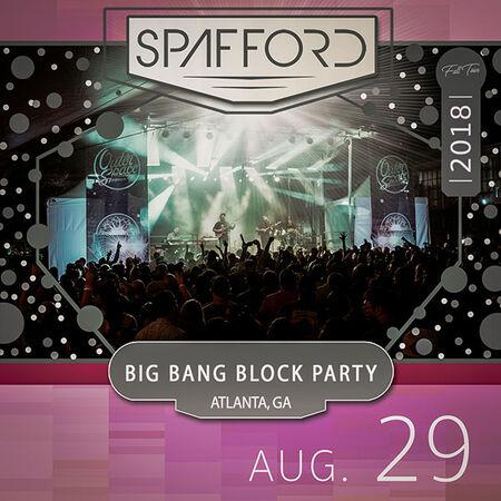09/29/18 Big Bang Block Party, Atlanta, GA