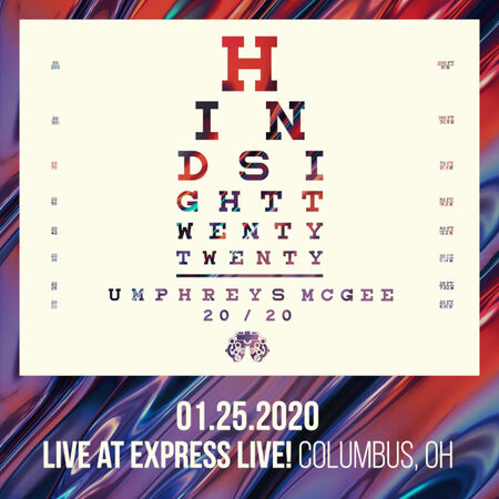 01/25/20 Express Live!, Columbus, OH