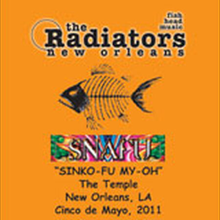 05/05/11 SNAFU - Sinko-Fu My-Oh, New Orleans, LA