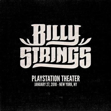 01/27/18 PlayStation Theater, New York, NY
