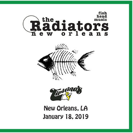 01/18/19 Tipitina's, New Orleans, LA