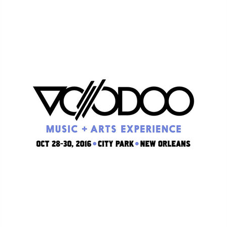 10/30/16 Voodoo Music and Arts Experience, New Orleans, LA