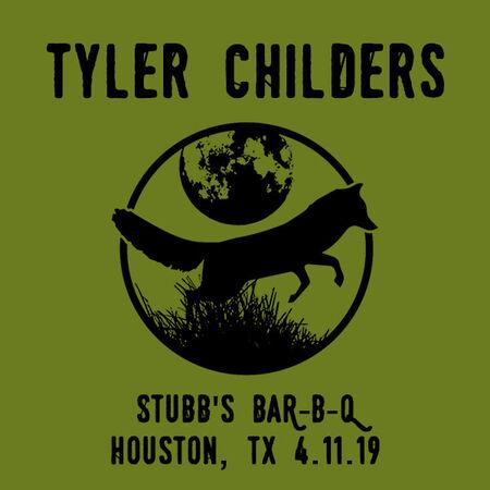 04/11/19 White Oak Music Hall, Houston, TX