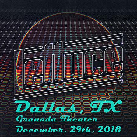 12/29/18 Granada Theater, Dallas, TX
