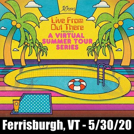 05/30/20 Greenbush Studio, Ferrisburgh, VT