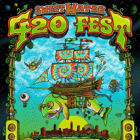 04/21/18 SweetWater 420 Fest, Atlanta, GA