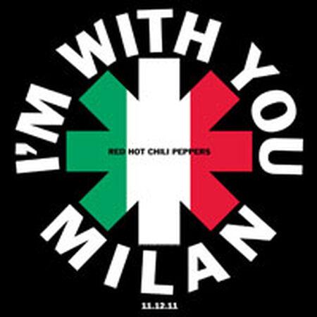 12/11/11 Forum, Milan, ITA