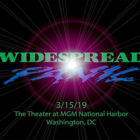 03/15/19 The Theater at MGM National Harbor, Washington, DC
