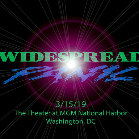 03/15/19 The Theater at MGM National Harbor, Washington, DC