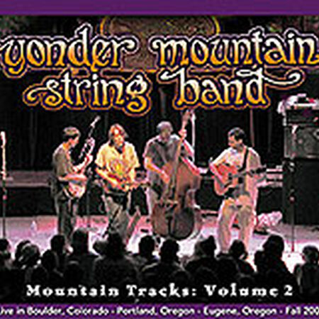 Yonder Mountain String Band online-music