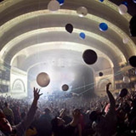 12/31/11 Auditorium Theatre, Chicago, IL