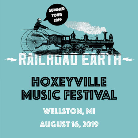08/16/19 Hoxeyville Music Festival, Wellston, MI