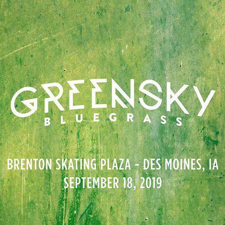 09/18/19 Brenton Skating Plaza, Des Moines, IA