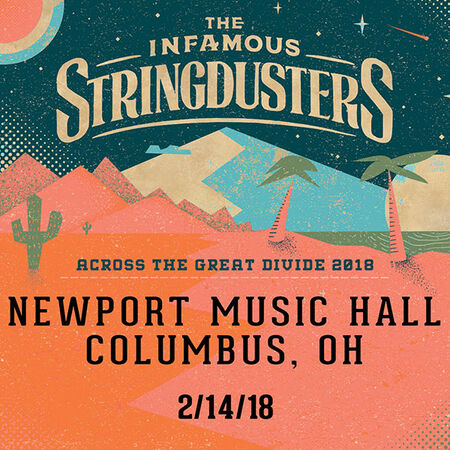 02/14/18 Newport Music Hall, Columbus, OH
