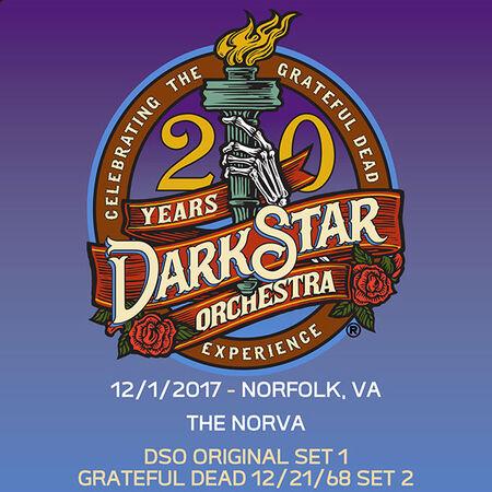 12/01/17 The NorVa, Norfolk, VA