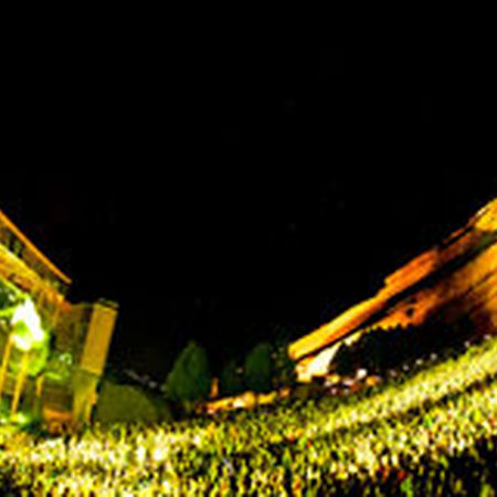 07/03/11 Red Rocks Amphitheatre, Morrison, CO