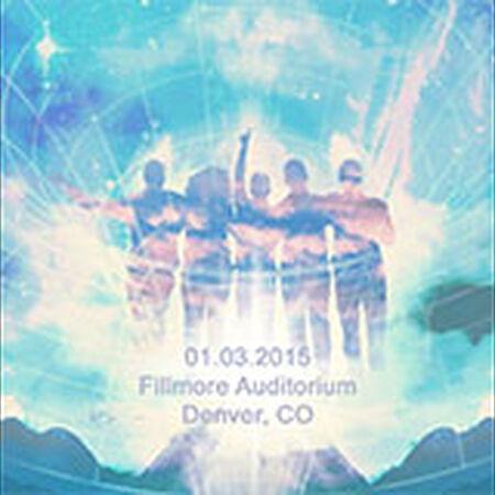 01/03/15 Fillmore Auditorium, Denver, CO