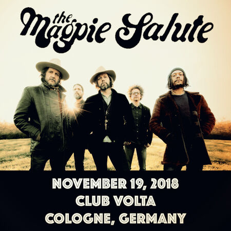11/19/18 Club Volta, Cologne, DE