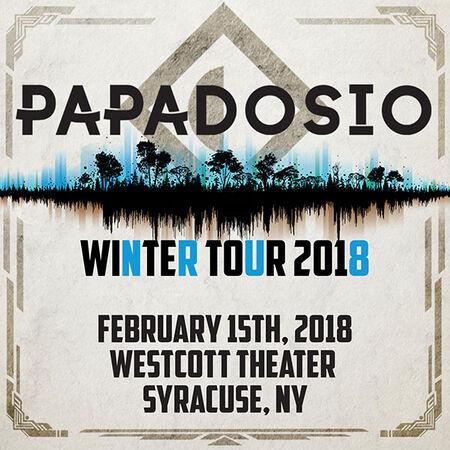 02/15/18 The Wescott Theater, Syracuse, NY