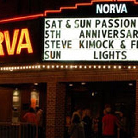 03/08/09 The NorVa, Norfolk, VA