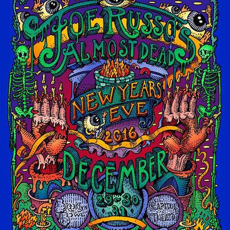 12/31/16 The Capitol Theatre, Port Chester, NY