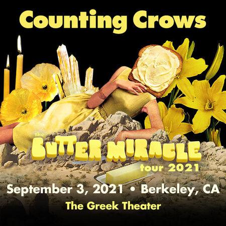 09/03/21 The Greek Theatre, Berkeley, CA