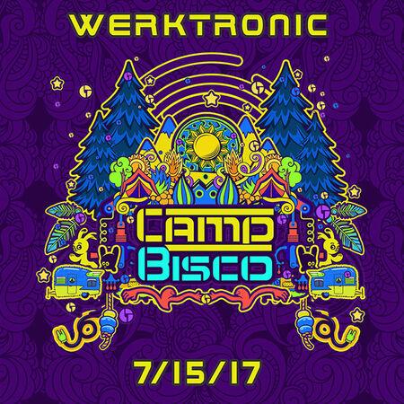 07/15/17 Camp Bisco, Scranton, PA