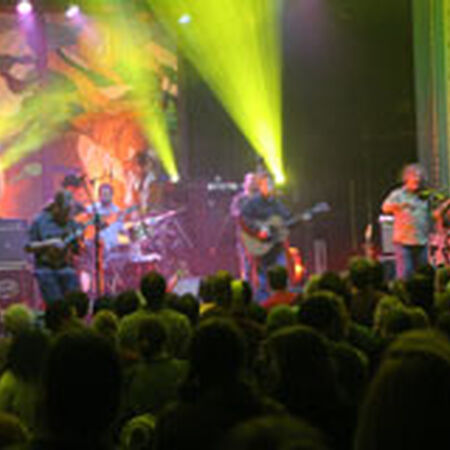 12/31/08 The Aladdin Theatre, Portland, OR