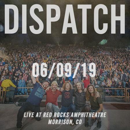 06/09/19 Red Rocks Amphitheatre, Morrison, CO