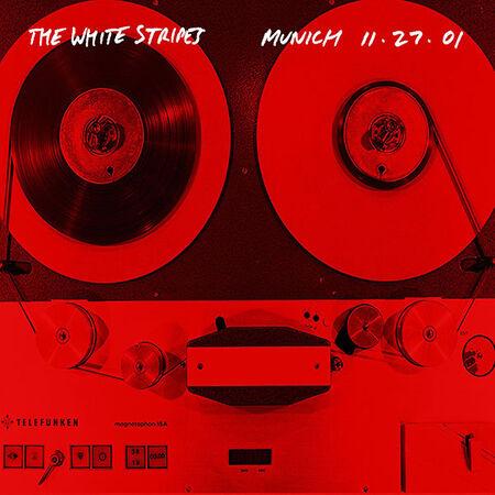 11/27/01 Orange House, Munich, GER