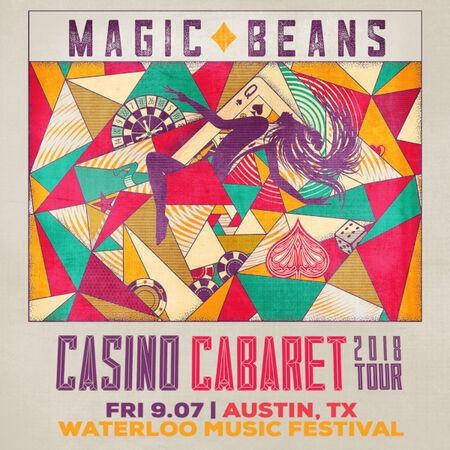 09/07/18 Waterloo Music Festival, Austin, TX
