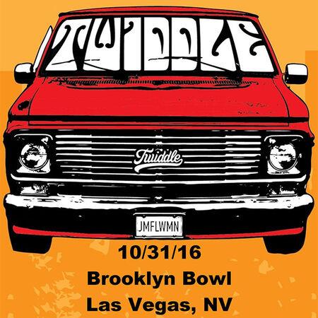 10/31/16 Brooklyn Bowl, Las Vegas, NV