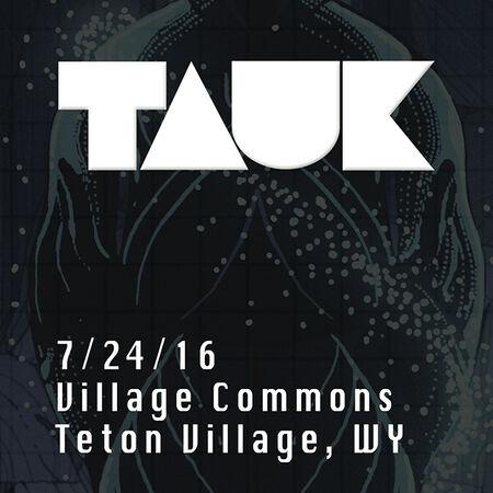 07/24/16 Village Commons, Teton Village, WY