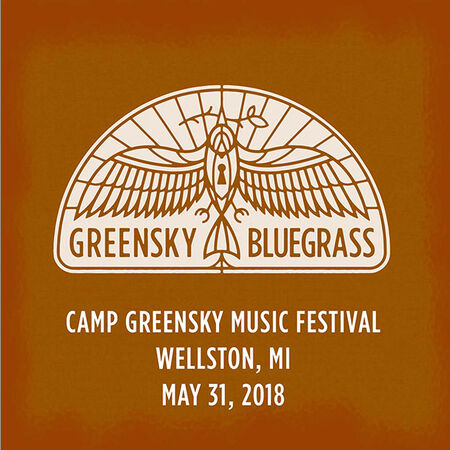 05/31/18 Camp Greensky Music Festival, Wellston, MI