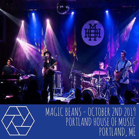 10/02/19 Portland House of Music, Portland, ME