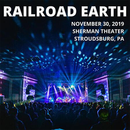 11/30/19 Sherman Theater, East Stroudsburg, PA