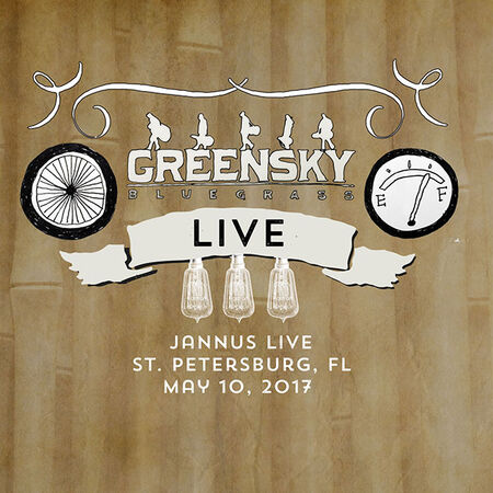 05/10/17 Jannus Live, St. Petersburg, FL