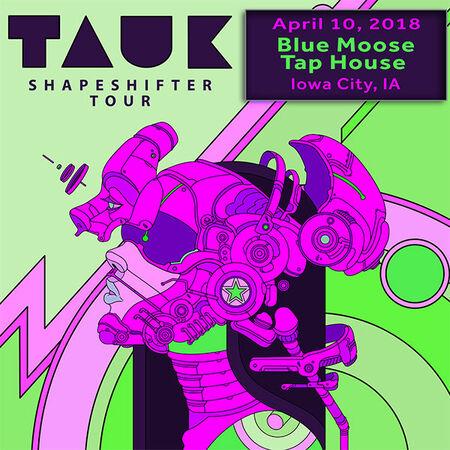 04/10/18 Blue Moose Tap House, Iowa City, IA
