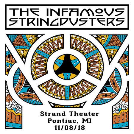 11/08/18 Flagstar Strand Theatre For The Arts , Pontiac, MI
