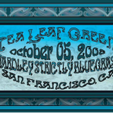 10/05/08 Hardly Strictly Bluegrass 8, San Francisco, CA