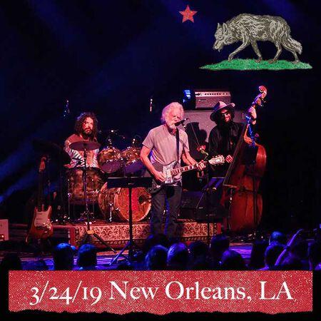 03/24/19 The Fillmore, New Orleans, LA